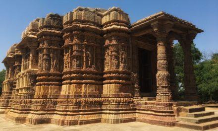 मोढेरा का अद्वितीय सूर्य मंदिर